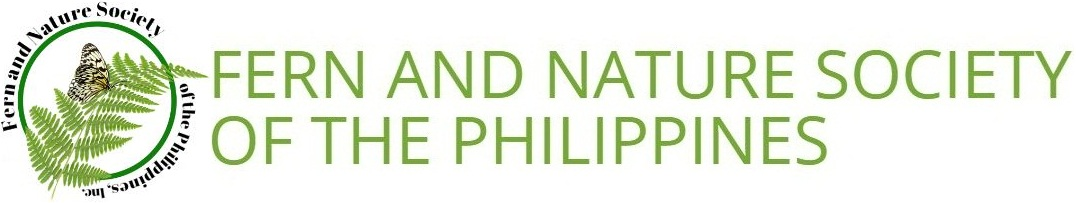 FERN AND NATURE SOCIETY OF THE PHILIPPINES INC. Logo